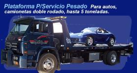 PLATAFORMA P/Servicio Pesado